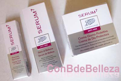 Review Sérum7 de Boots