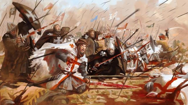 Beberapa Fakta Dibalik Perang Salib
