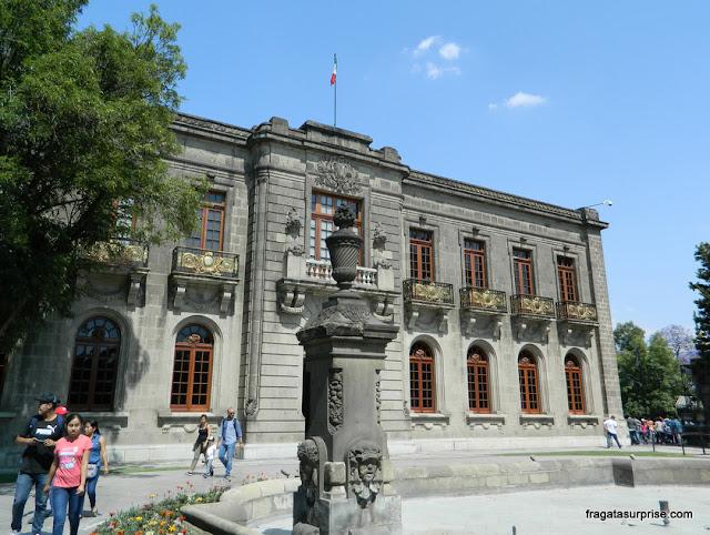 México - Castelo de Chapultepéc, Museu Histórico