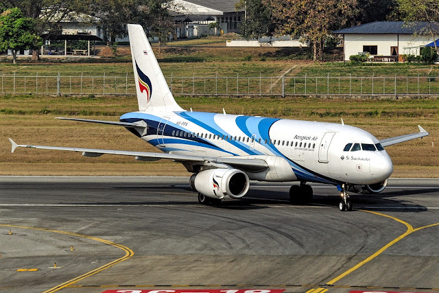 a319-100 bangkok airways