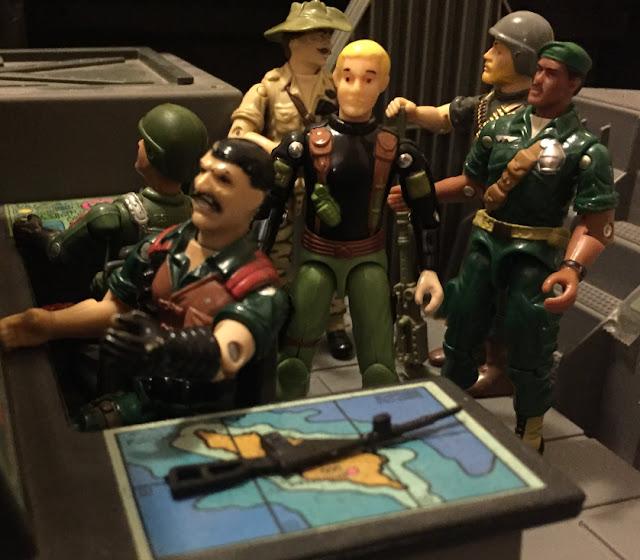 2017 Red Laser Army General, General Hawk, FActory Custom, Bootleg, Auriken, Mexico, Mexican Exclusive, Mutt, Flash, Stalker, Comic Pack, 2006, 1984 Recondo, Breaker
