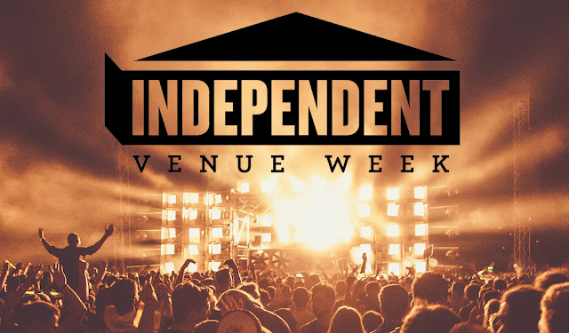 Independent Venue Week title