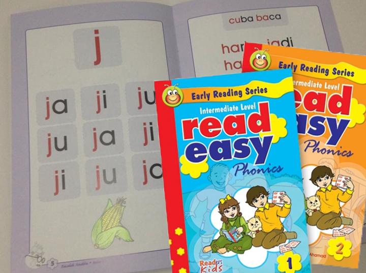 5 Perkara Patut Dielakkan Jika Ajar Anak Membaca Guna Kaedah Fonetik