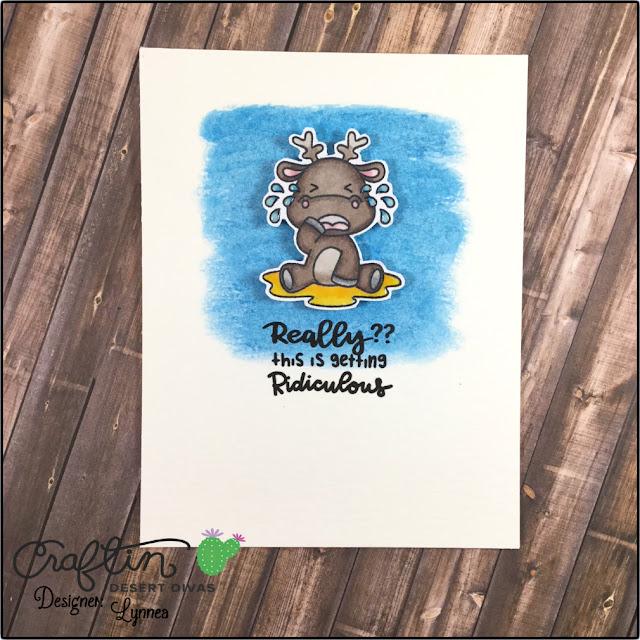 Crabby Critter Stamp Set