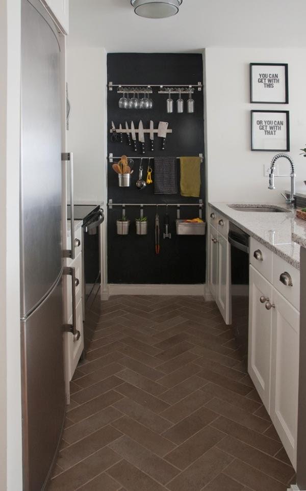 Foto Desain Dapur Minimalis Kecil Dan Mungil