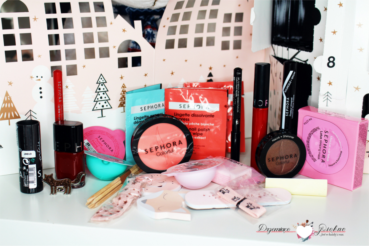 Sephora Collection, Winter Wonderland - kalendarz adwentowy