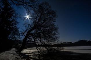 belle foto di stelle di notte