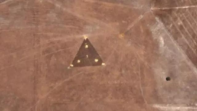 Tertangkap Google Maps, 5 Penemuan Misterius Ini Bikin Merinding