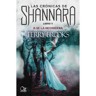 Isle la hechicera de Terry Brooks