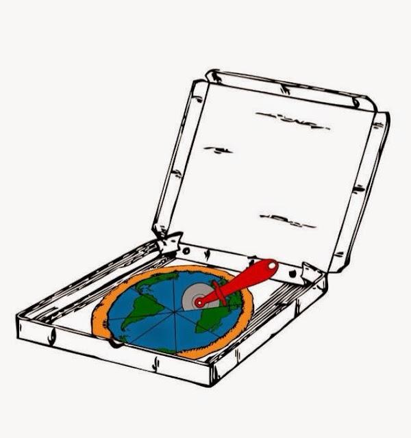 Poema visual - Comerse el mundo