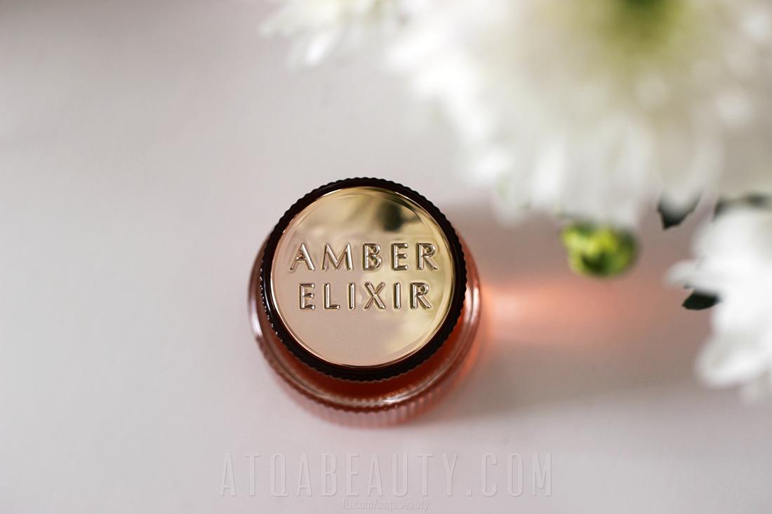 Zapachy :: Oriflame Amber Elixir EDP