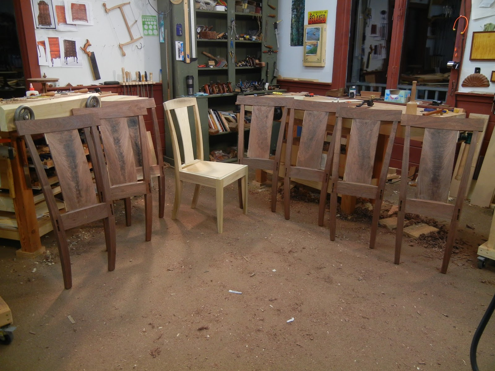 museum quality chair makers