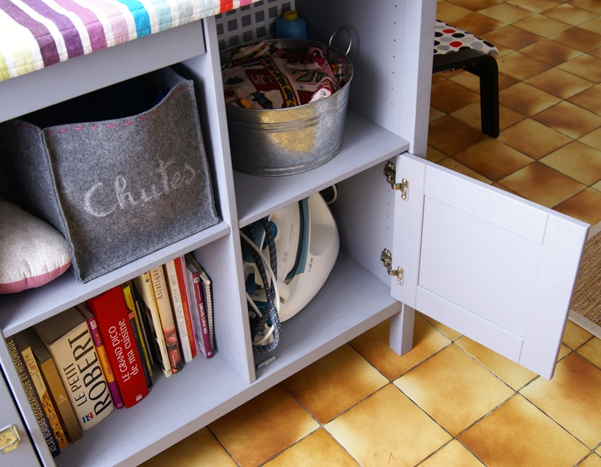Christelle beneytout le blog mon meuble de repassage for Ma centrale vapeur ne fait plus de vapeur