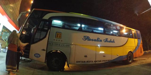 Harga Tiket Bus Rosalia