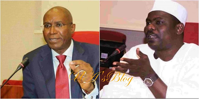 National Assembly summons Omo-Agege, Ndume over alleged roles in mace theft