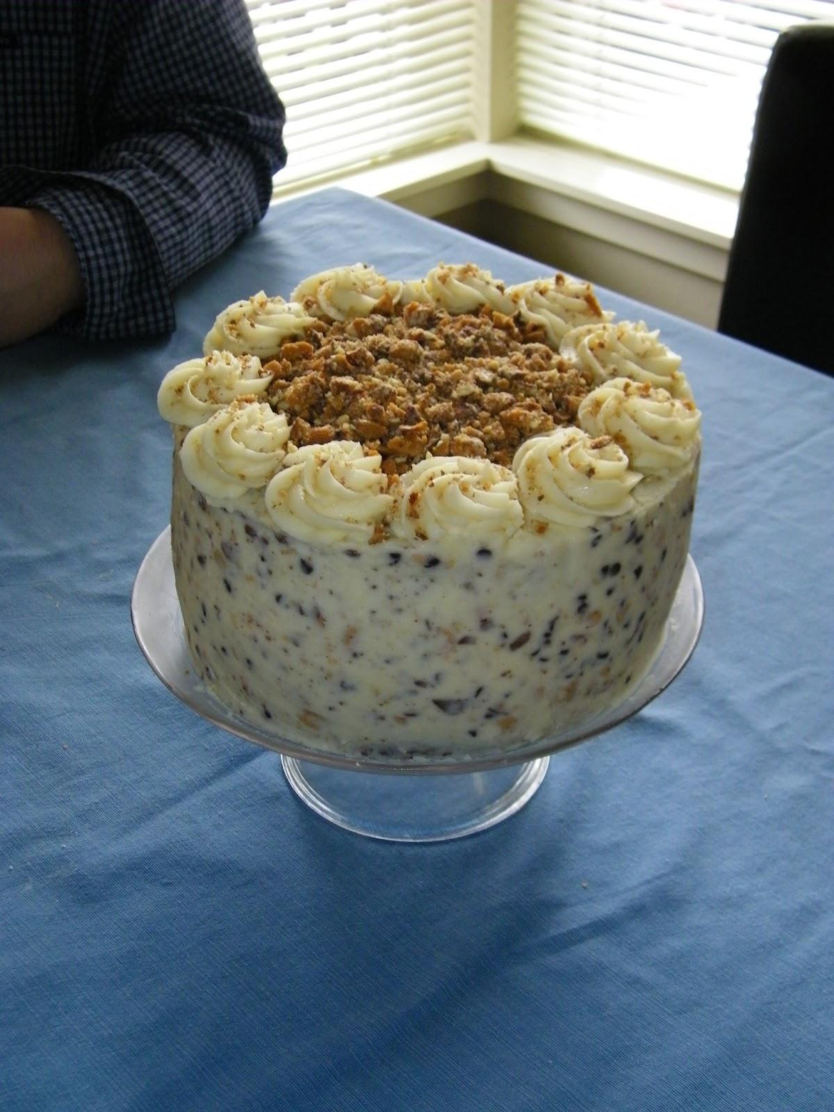 Buddy Valastro Chocolate Cake Frosting