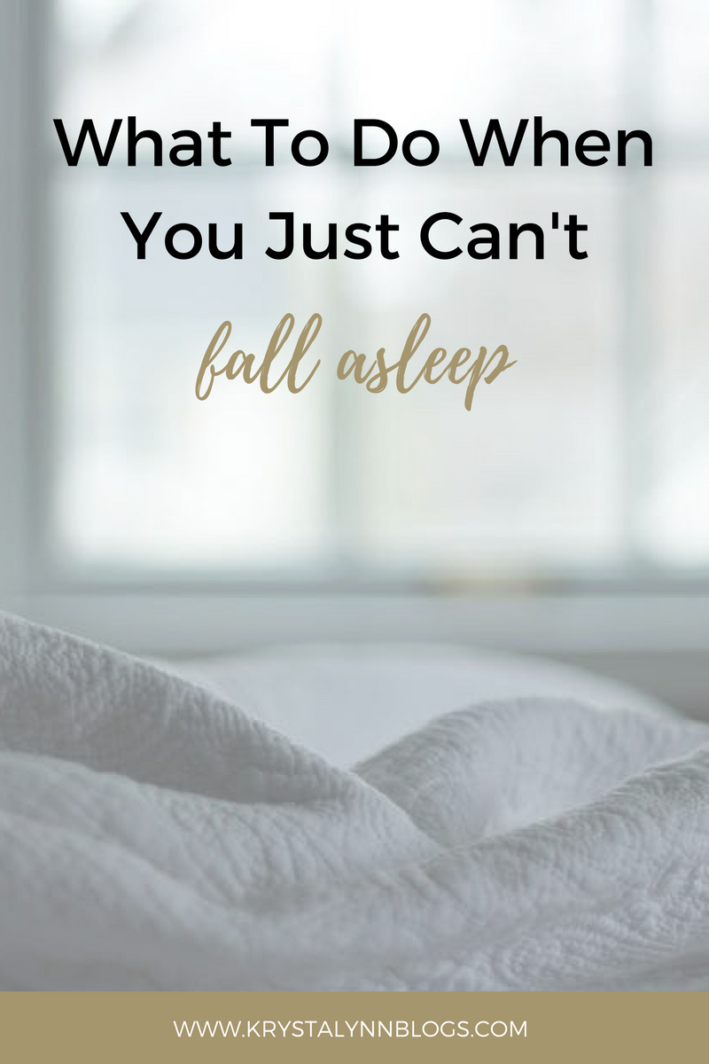 It's the worst feeling - lying there in bed, not being able to sleep, counting down the hours until you have to get up in the morning.  Luckily, there's a number of things you can do to help yourself fall asleep faster and have a better quality of sleep as well.
