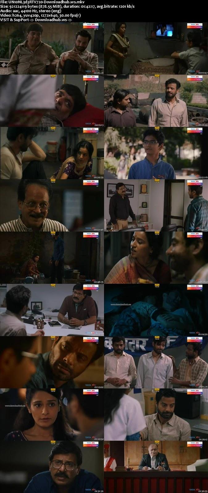 Union Leader 2017 Hindi 720p HDTVRip