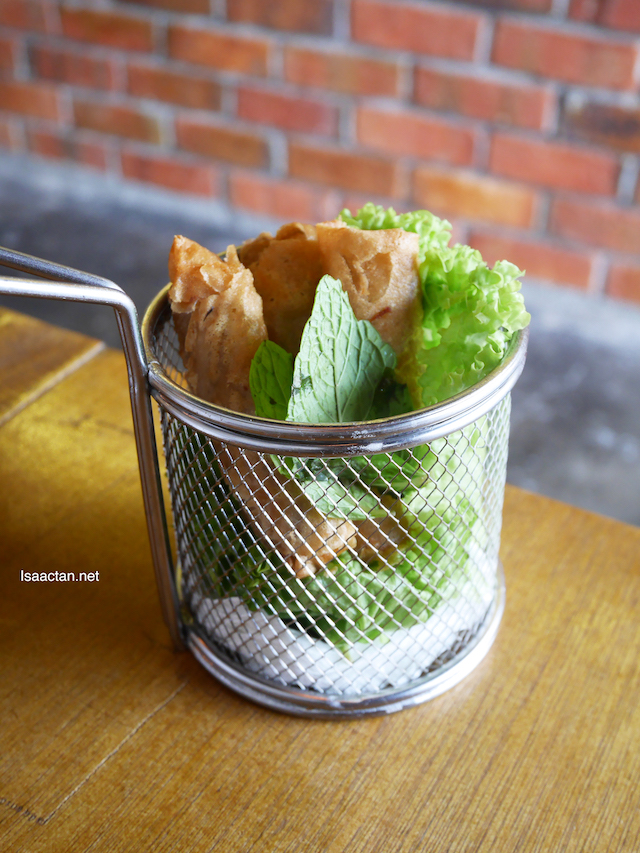 Cha Gio (Deep Fried Spring Roll, RM7.80)