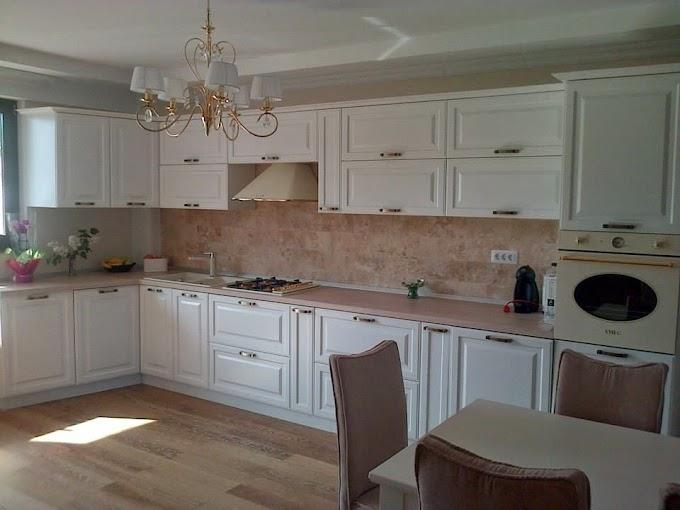 Design interior bucatarie casa stil clasic Constanta - Amenajari Interioare