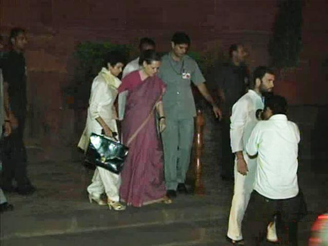 Sonia Gandhi Health Updates Live in the Hospital