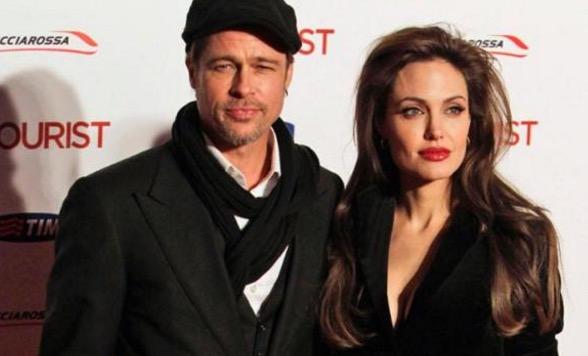 Brad Pitt dan Angelina Jolie Bakal Bercerai