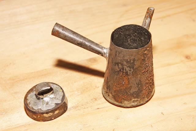 test restauro evapo-rust evaporus rimozione ruggine