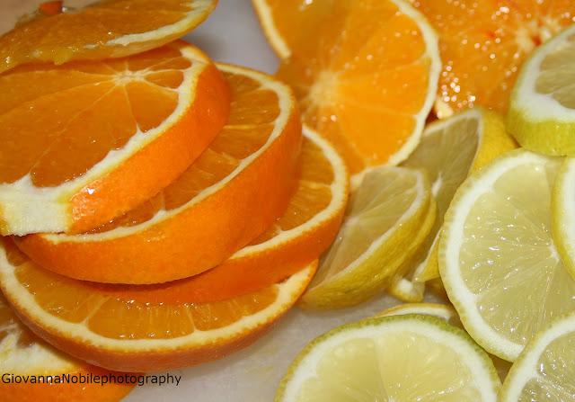 Orate agli agrumi e insalata di finocchi, arance e olive nere