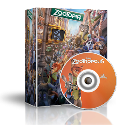 Zootopia (2016) HD Bluray Mp4-1080p-(Audio Latino)