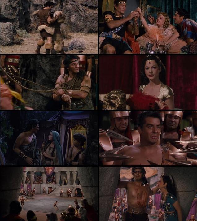Samson and Delilah 1949 Dual Audio Hindi 480p DVDRip 400mb