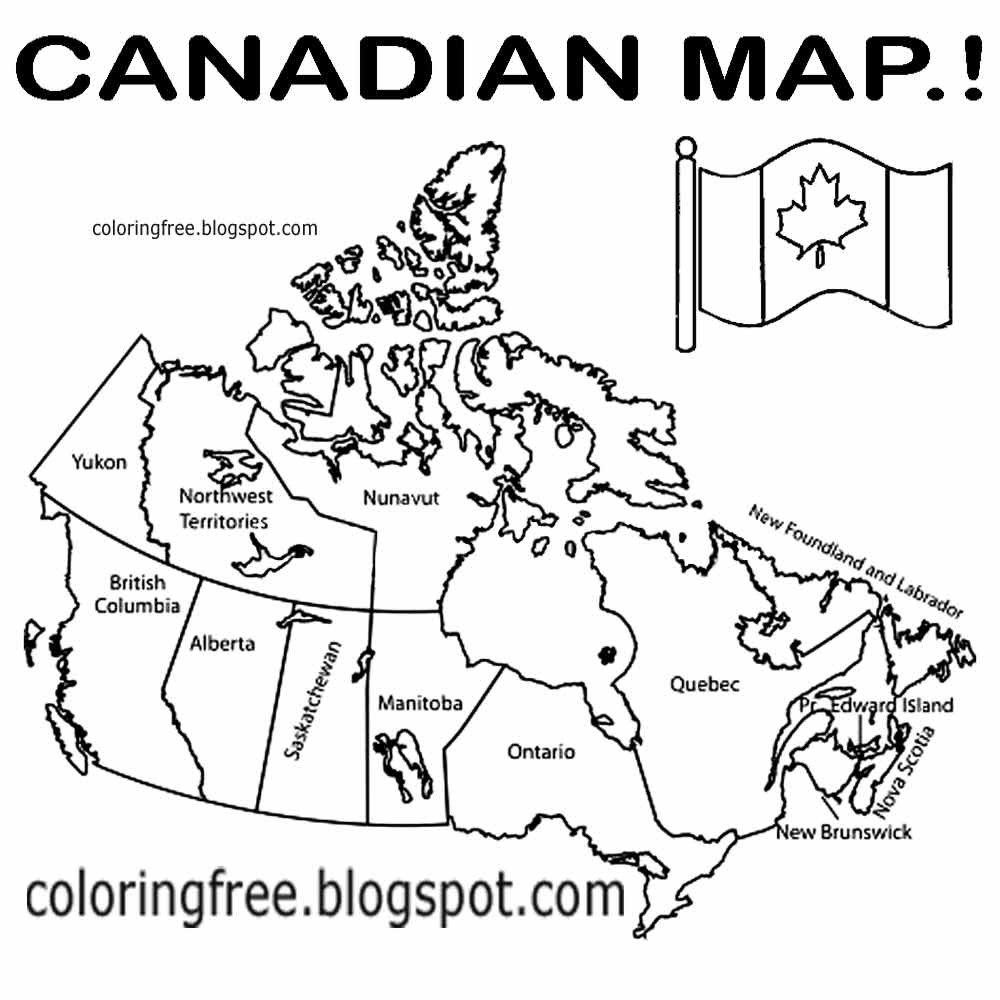 Map Of Canada Colouring Page.Free Coloring Pages Printable Pictures To Color Kids Drawing Ideas