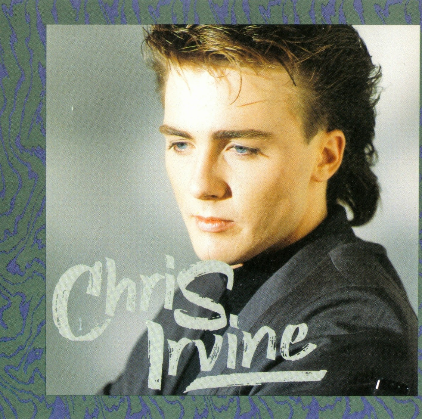 Chris Irvine st 1992 aor melodic rock westcoast