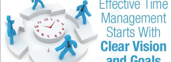 Manajemen waktu pemasaran usaha kecil