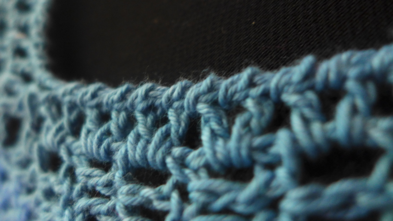Crochetology By Fatima How To Crab Stitch