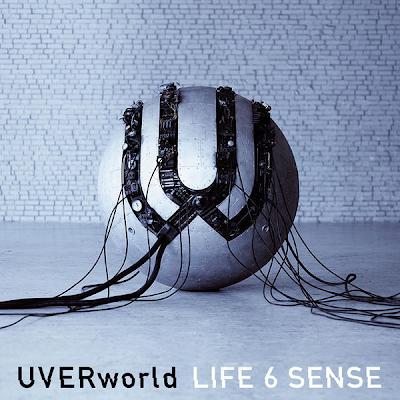6 SENSE UVERworld - LIFE 6 SENSE 【初回生産限定盤】 UVERw