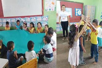 Itapiúna: Escola Renascer recebe Casinha de Cultura Itinerante do Centro de Apoio à Criança
