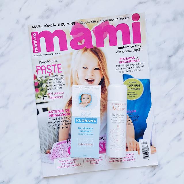 revista mami aprilie 2017 cutia mami te iubeste