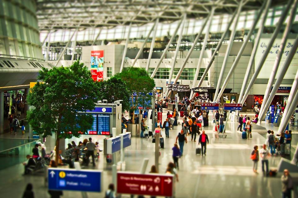 travel insurance, airport