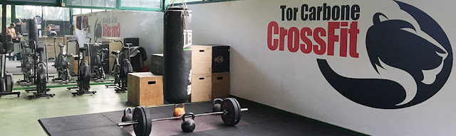 Il box Tor Carbone CrossFit a Roma