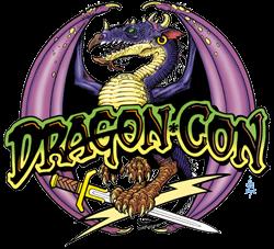 The Dragon Con Science Fiction convention in Atlanta, Georgia