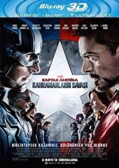 Kaptan Amerika: Kahramanların Savaşı (2016) 3D Film indir