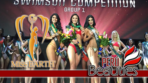 Miss Earth 2017 | Swimsuit Competition Group 1
