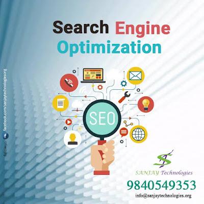 Sanjay Technologies - SEO Service