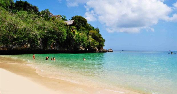 Wisata Bali Pantai Virgin Perasan Karangasem