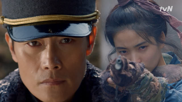 tvN 2018大戲《陽光先生Mr. Sunshine》除夕夜公開首波預告