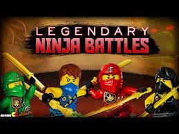 Lendárias Batalhas Ninja