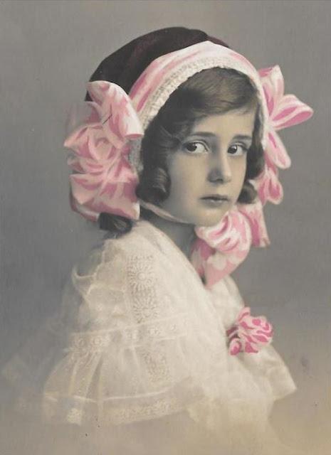 victorian child