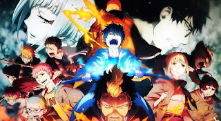 Ao No Exorcist Season 1 [Download Batch] Subtitle Indonesia