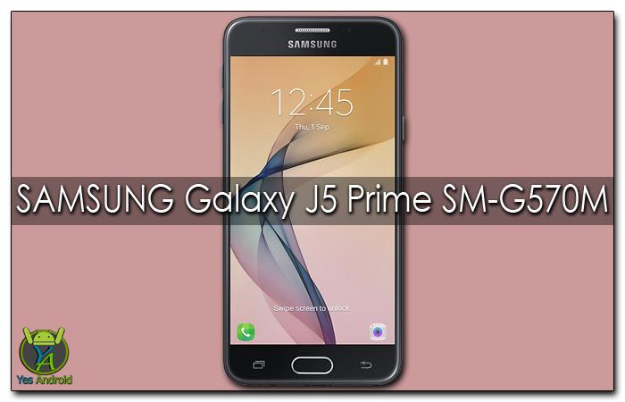 G570MUBU1AQC2 | Samsung Galaxy J5 Prime SM-G570M