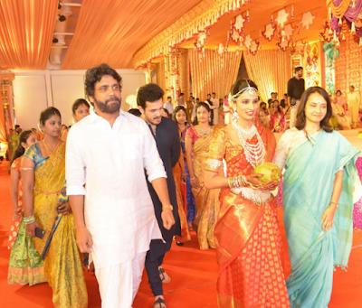 Nagarjuna and Amala